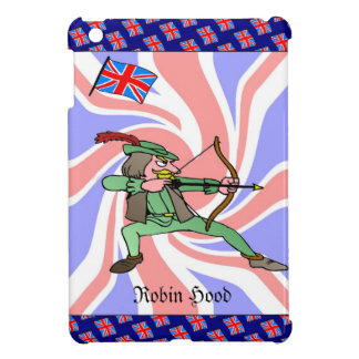 British flag, Robin Hood iPad Mini Cover