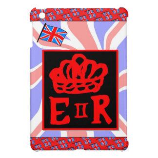 British flag, Royal insignis Case For The iPad Mini