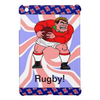 British flag, Rugby iPad Mini Cases