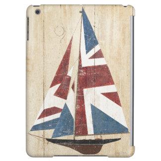 British Flag Sailboat