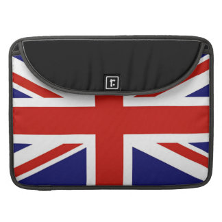 British Flag Sleeve For MacBooks