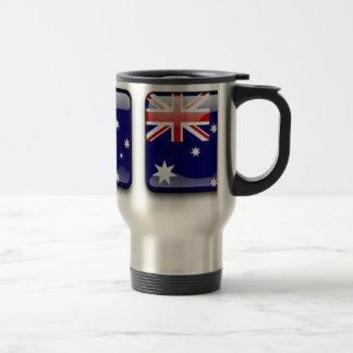 British Flag - travel mug