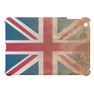 British Flag, (UK, Great Britain or England) Case For The iPad Mini