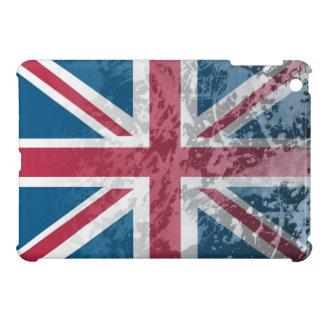 British Flag, (UK, Great Britain or England) iPad Mini Cover