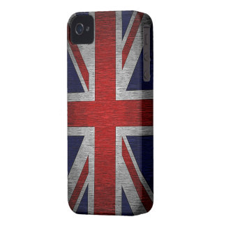 British Flag Union Jack BlackBerry Bold Case-Mate Case-Mate iPhone 4 Case