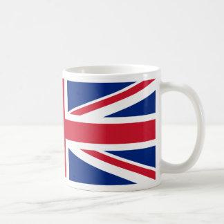 British Flag Union Jack Coffee Mug