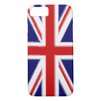 British Flag Union Jack Design iPhone 7 Case