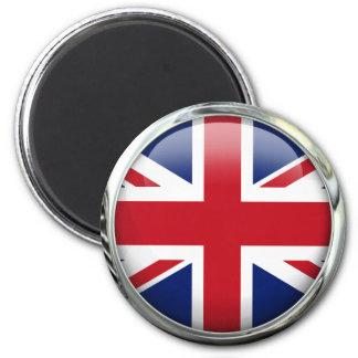 British Flag Union Jack Magnet