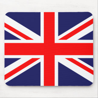 British Flag Union Jack Mouse Pad