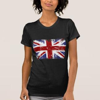 British Flag Union Jack Punk Grunge T-shirts