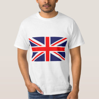 British Flag Union Jack T-shirts