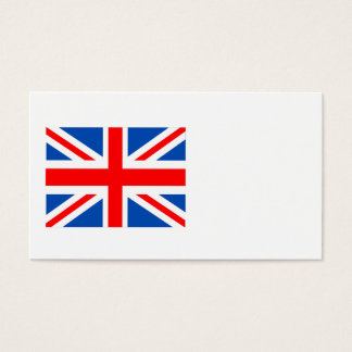 British flag, various gifts