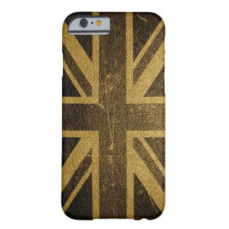 British flag vintage barely there iPhone 6 case