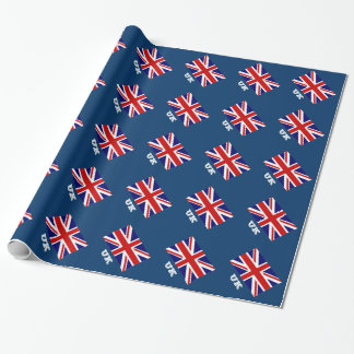 British flag wrapping paper | Union Jack design