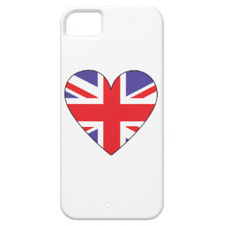 British heart iphone case