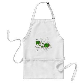 british hedge hogs standard apron