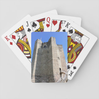 British History - Castle Playing Cards