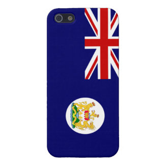 British Hong Kong Flag iPhone 5 Case