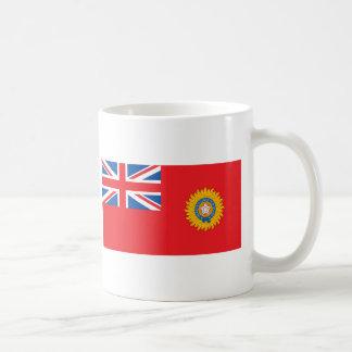 British India Flag Coffee Mug