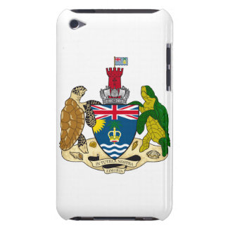 British Indian Ocean Territories Coat Of Arms iPod Touch Covers