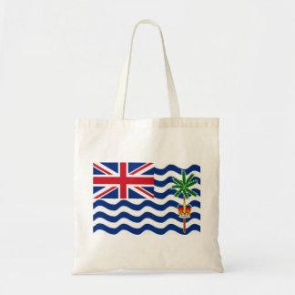 British Indian Ocean Territories Flag Canvas Bags