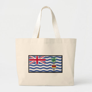 British Indian Ocean Territory Flag Canvas Bag
