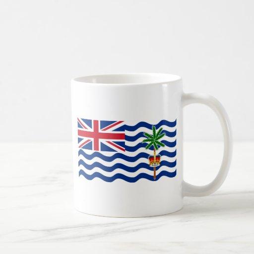British Indian Ocean Territory Flag IO Coffee Mug