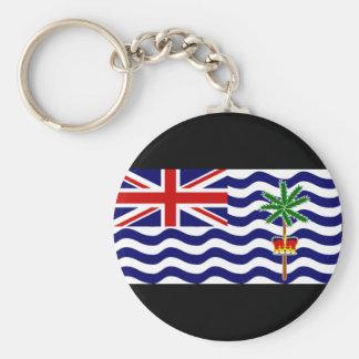 British Indian Ocean Territory Flag Key Chains