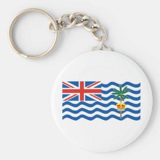 British Indian Ocean Territory Keychain