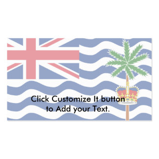 British Indian Ocean Territory, United Kingdom Business Card
