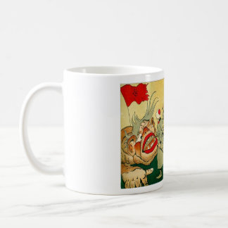 British Intervention Poster Classic White Coffee Mug