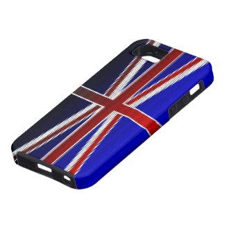 British iPhone 5 Cover