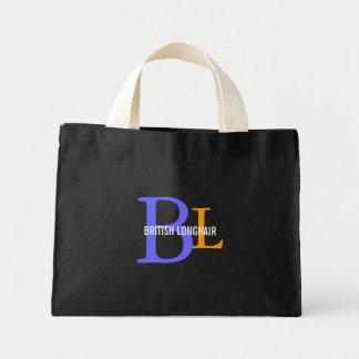 British Longhair Monogram Bags