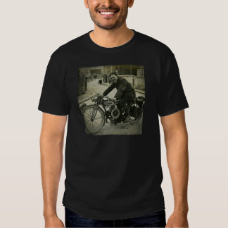 British Motorcycle Vintage Early 1900s T-shirt