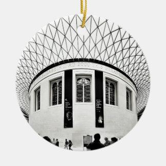 British Museum Ceramic Ornament