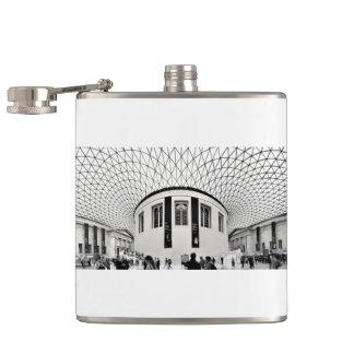 British Museum Hip Flask