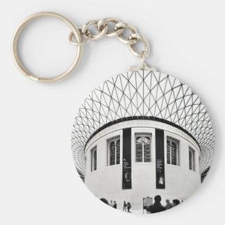British Museum Key Ring