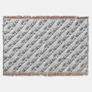 British Museum Throw Blanket