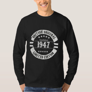 British Original 1947, limited edition! T-Shirt
