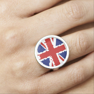 British paint flag