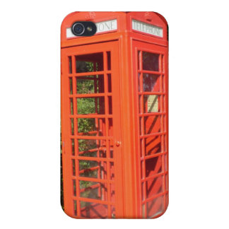 BRITISH PHONE BOOTH CASES FOR iPhone 4