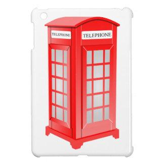 British Phone booth iPad Mini Cover