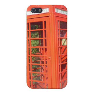BRITISH PHONE BOOTH COVERS FOR iPhone 5
