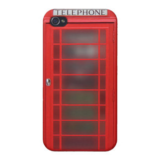 British Phone Booth Phone Case Case For The iPhone 4