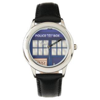 British Police Box Watches