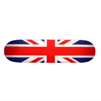 British Pride Skate Deck