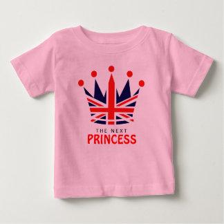 British Princess Crown Tshirts