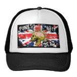 British Punk Not Dead Cap