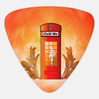 British red telephone box pick