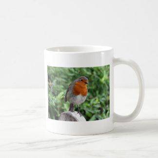 British Robin Coffee Mug